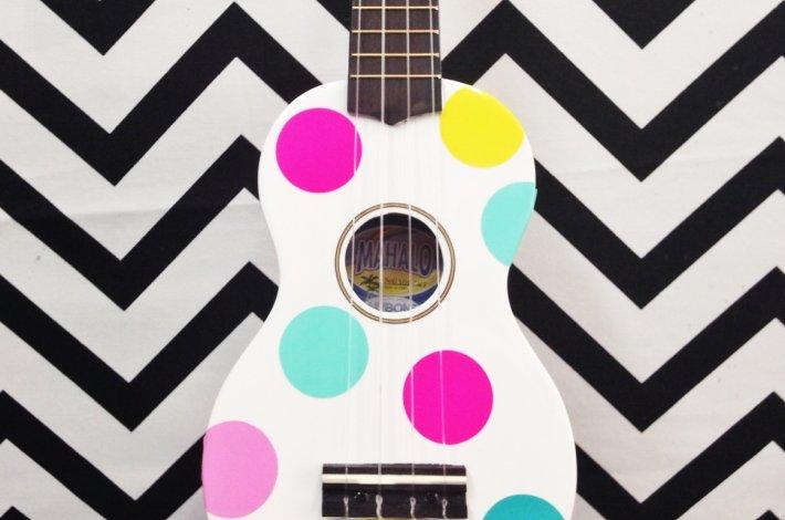 Abis Dots: Alex Fulton Design + KM2 Creative Wall Confetti