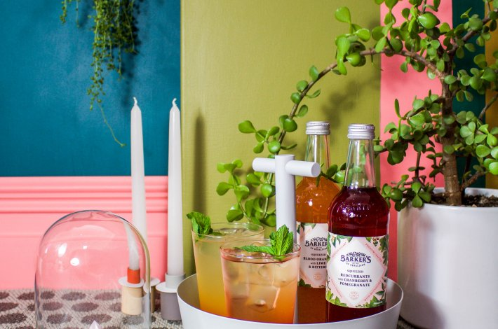 Barkers of Geraldine Squeezed Fruit and Botanicals Collaboration