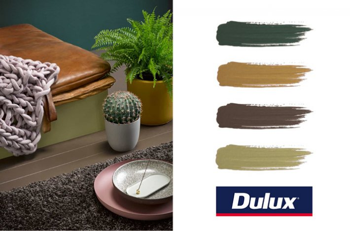 Beautiful mine : Homestyle & Dulux