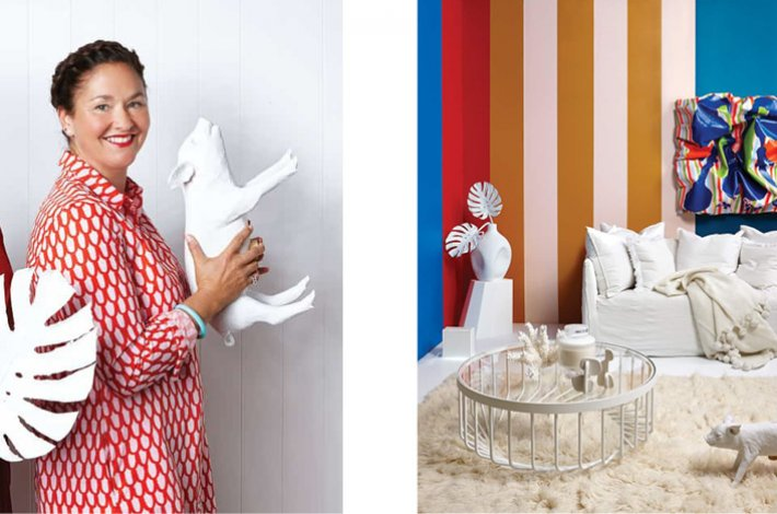 Great White & Dulux : Homestyle Magazine