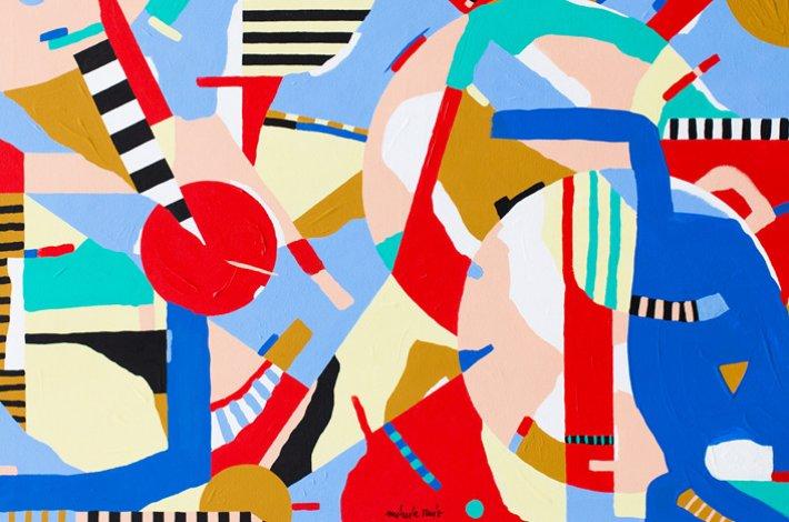 Mireia Ruiz / Mireiaysuscosas - Cocolia Studio Artworks
