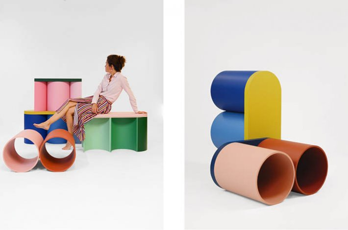 Stool FORM by nortstudio