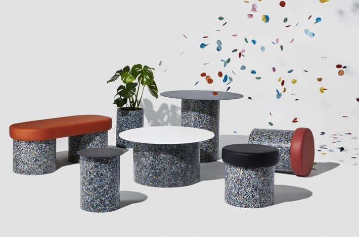 Confetti Range by Design By Them
