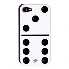 Domino 3D iPhone case by Valfre