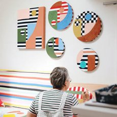 Studio Home Art House Collection